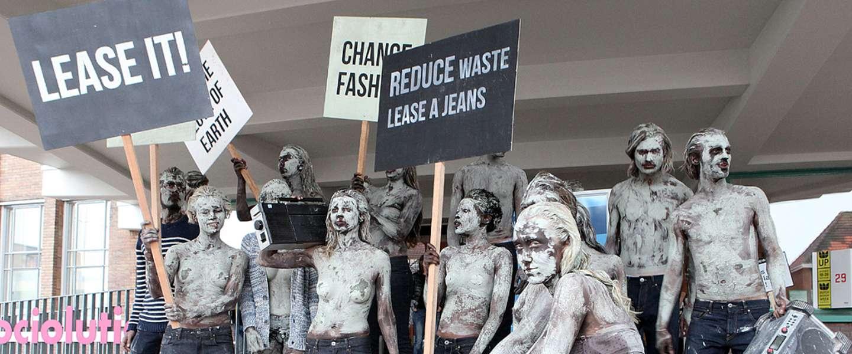 MUD Jeans komt met een nieuwe duurzame jeans