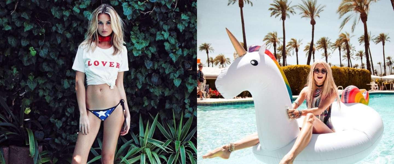 7 Nederlandse modellen die je moet volgen op Instagram