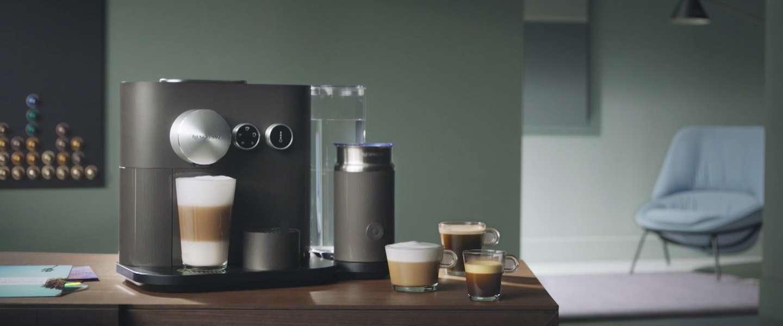 Creëer jouw persoonlijke kopje koffie met de Nespresso Expert