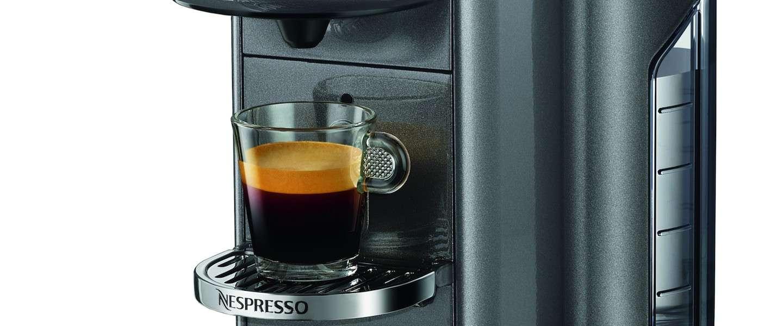 Nespresso en KitchenAid lanceren samen een nieuwe espressomachine