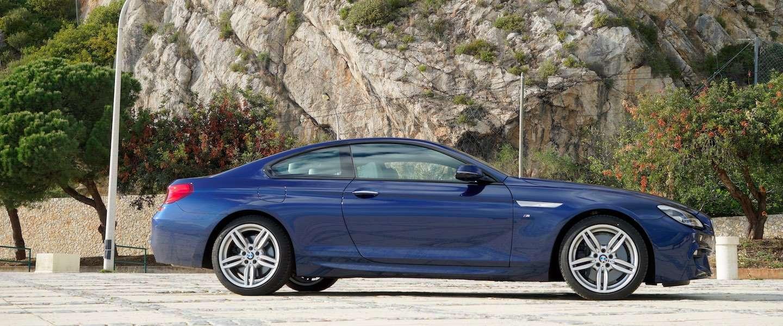 Het nieuwe gezicht van de BMW 6 Serie