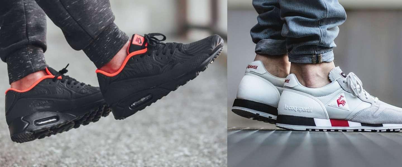 5 coole nieuwe sneakers van de afgelopen weken