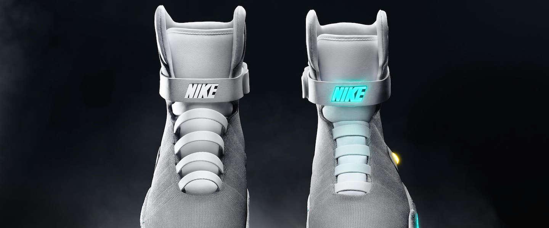 Nike maakt 89 paar zelfstrikkende sneakers