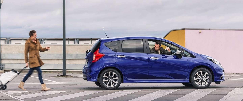 Nissan lanceert speciale en gelimiteerde NOTE N-TEC