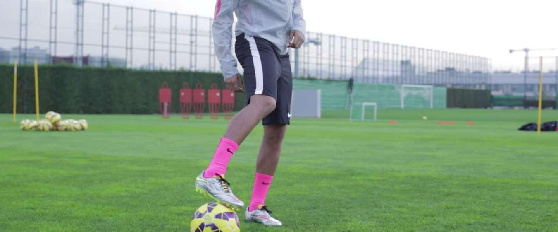 Neymar Jr. en Nike introduceren Hypervenom Liquid Diamond