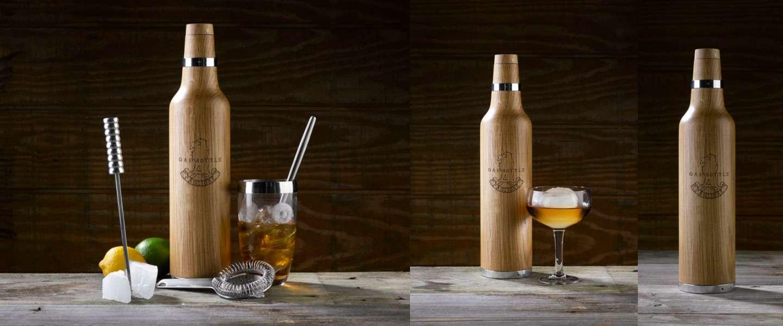Goedkope wijn en whisky binnen een dag rijpen met Oak Bottle
