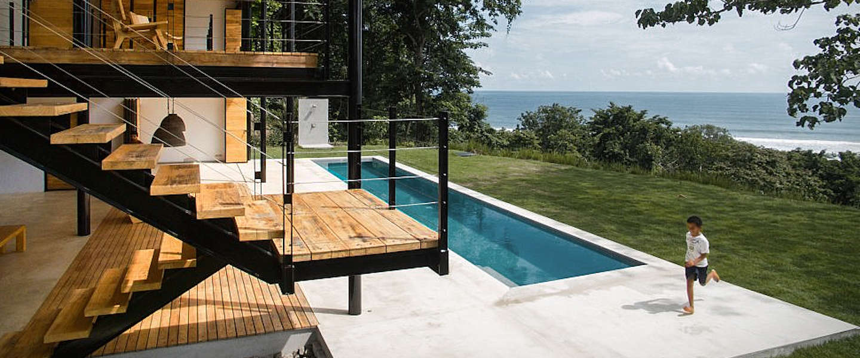 Droomhuis: Ocen Eye House in Costa Rica