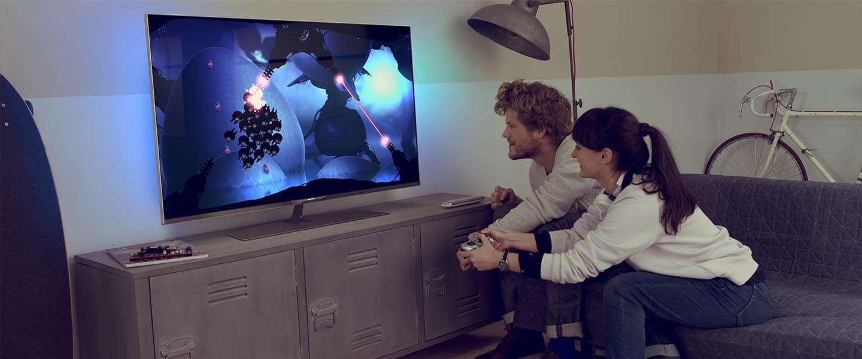 Philips onthult tijdens IFA verschillende schermen die positieve invloed hebben op je welzijn