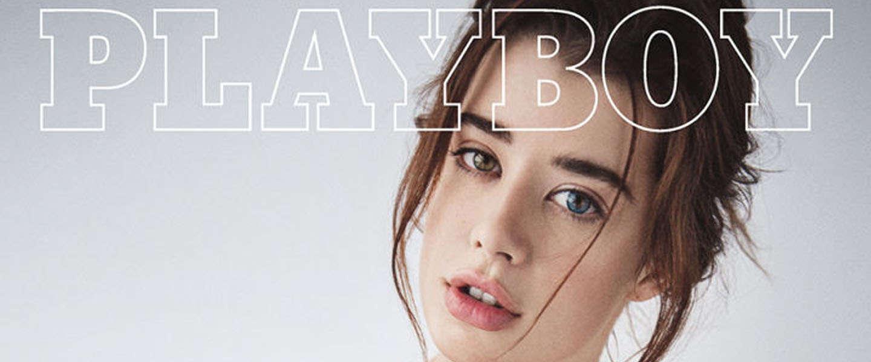 Playboy start nieuwe editie met Snapchat cover