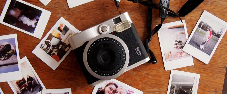 De revival van de Polaroid