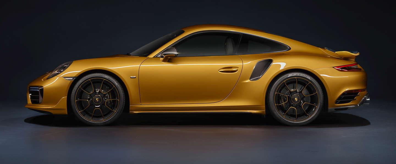 De Porsche 911 Turbo S Exclusive series: zeldzaam krachtig