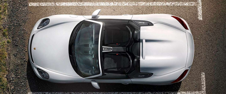 Porsche Boxster Spyder, back to the basics