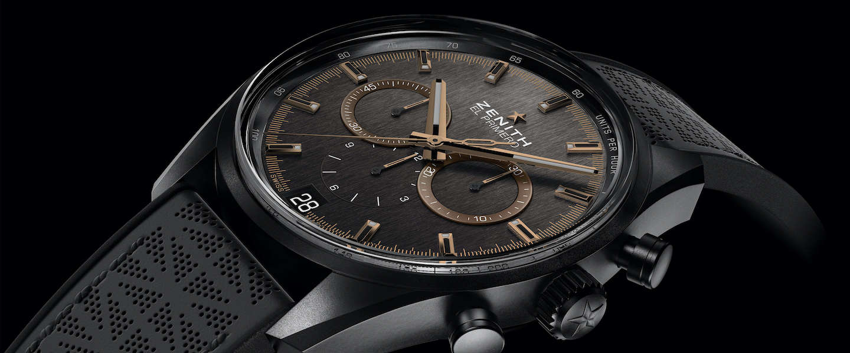 Chronomaster Primero Range Rover Velar horloge te mooi om waar te zijn