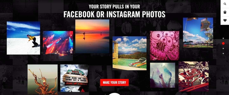 Ray-Ban's customizen met je favoriete Instagram-foto's
