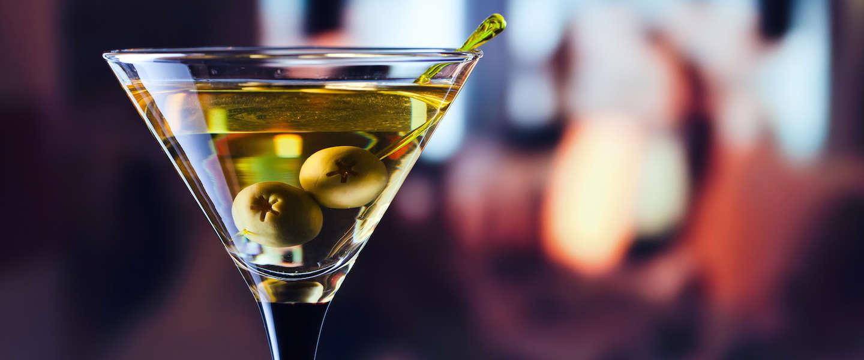Recept voor de perfecte klassieke Martini