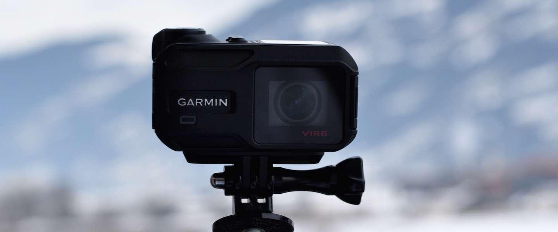 Review Garmin VIRB X