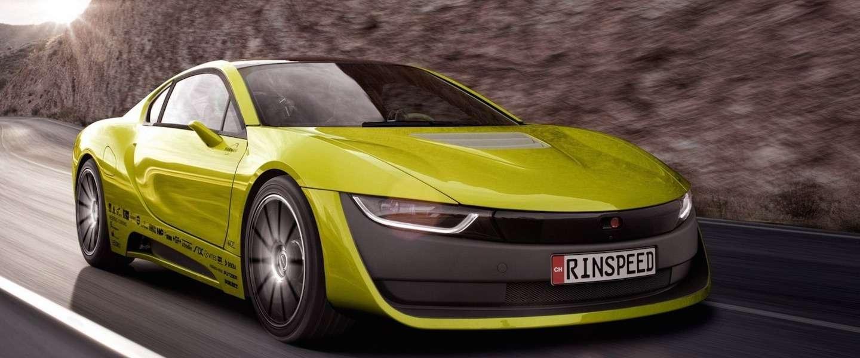 Ʃtos concept sportauto van de toekomst