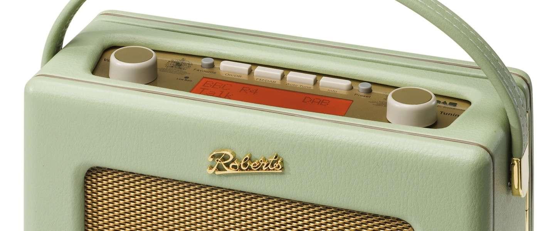 Harry Roberts radio's terug in de tijd met het geluid van nu!