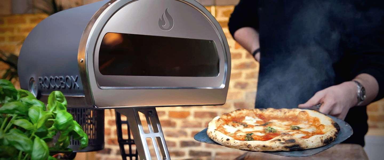 Met deze Roccbox oven is je pizza in 90 seconden klaar!