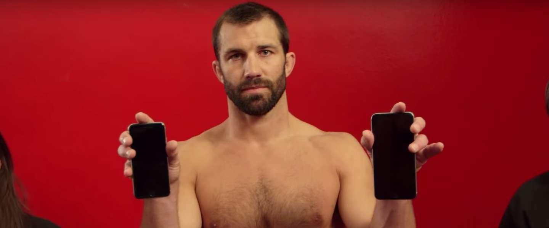 Zinloos iPhone 6S (Plus) geweld