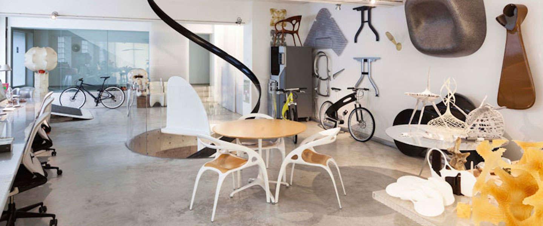 Een kijkje in een studio van 16,5 miljoen euro