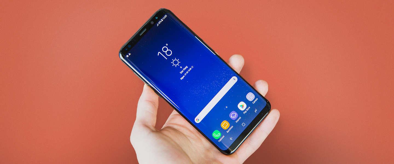 Is de Samsung Galaxy S8 de beste smartphone van dit moment?