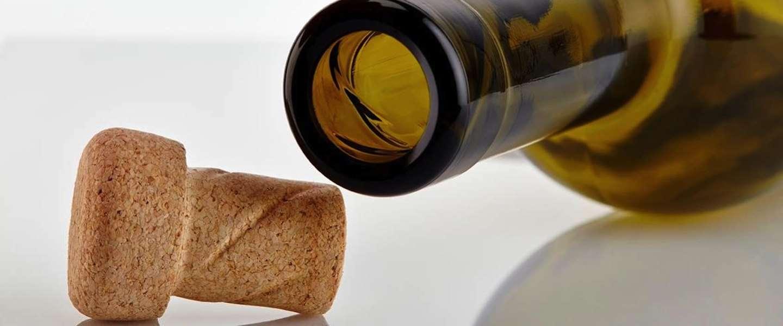 Nieuw in de wijnwereld: De schroefkurk