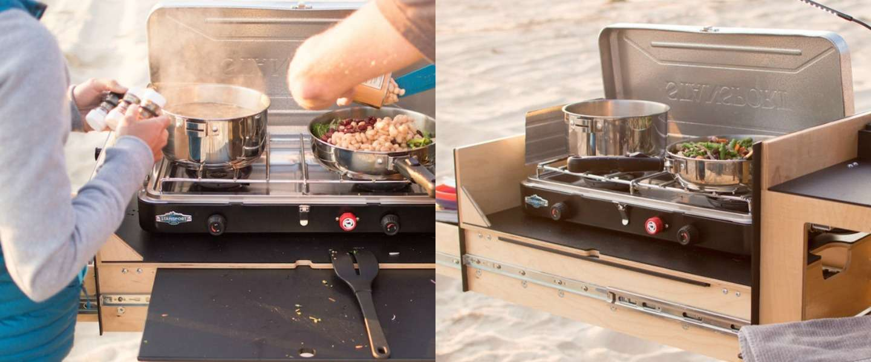 Scout Overland Kitchen: next level koken in de buitenlucht