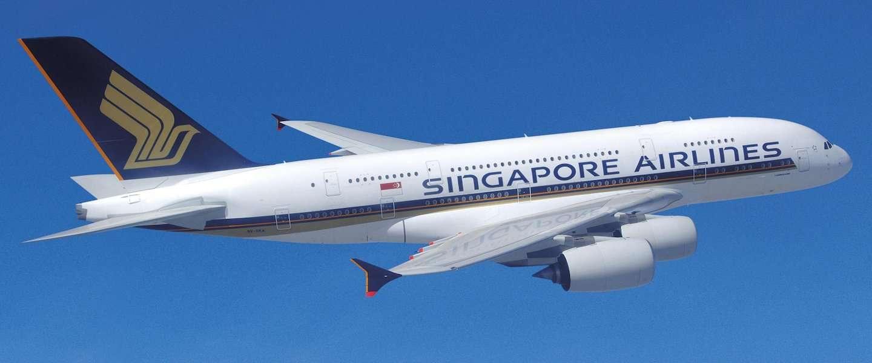 Vliegen als een Koning met Singapore Airlines
