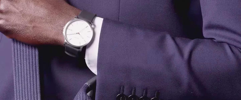 Skagen Hagen connected watch: wel slim zonder op te hoeven laden