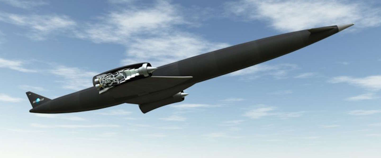 Skylon: het vliegtuig waarmee je in vier uur van Londen naar Sydney reist