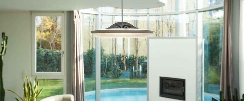 FLUXO: super stijlvolle smart lamp