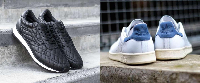 Deze 5 gloednieuwe sneakers moet je hebben!