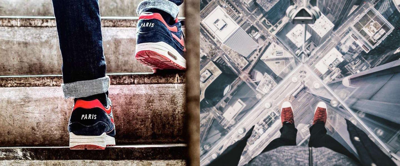 De 10 coolste sneakers van Instagram van afgelopen week