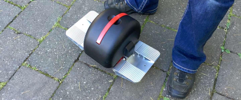 De Solowheel Iota wordt de kleinste en veiligste hoverboard ooit