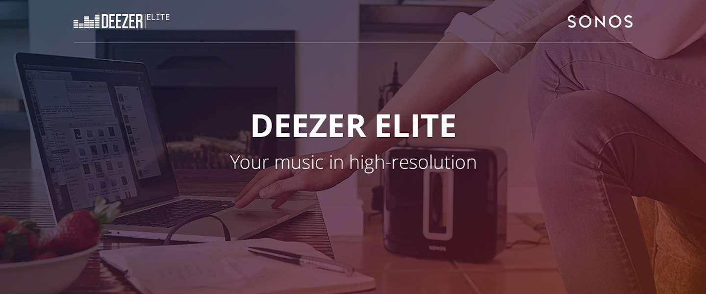 Mixcloud nu beschikbaar voor Sonos-gebruikers