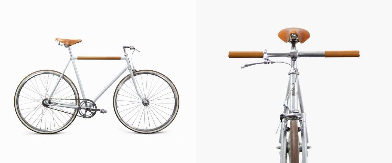 Stijlvol op de fiets met de 2-Speed City Bike