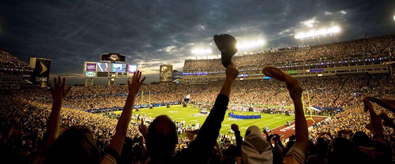 Zoveel aten de Amerikanen tijdens de Super Bowl