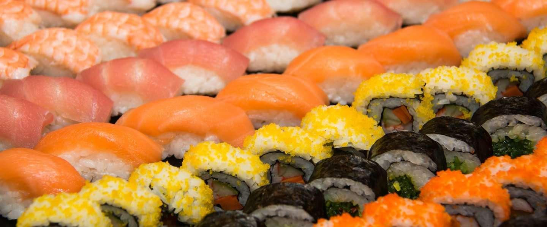 Dit zijn de 10 geboden voor sushi!