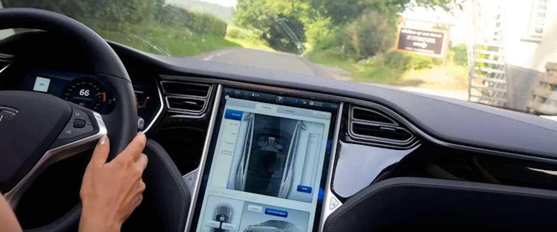 Leuke Airbnb: Slaap een nachtje in een Tesla Model S