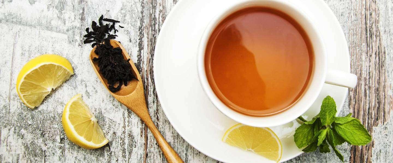 6x kopjes thee van over de hele wereld!