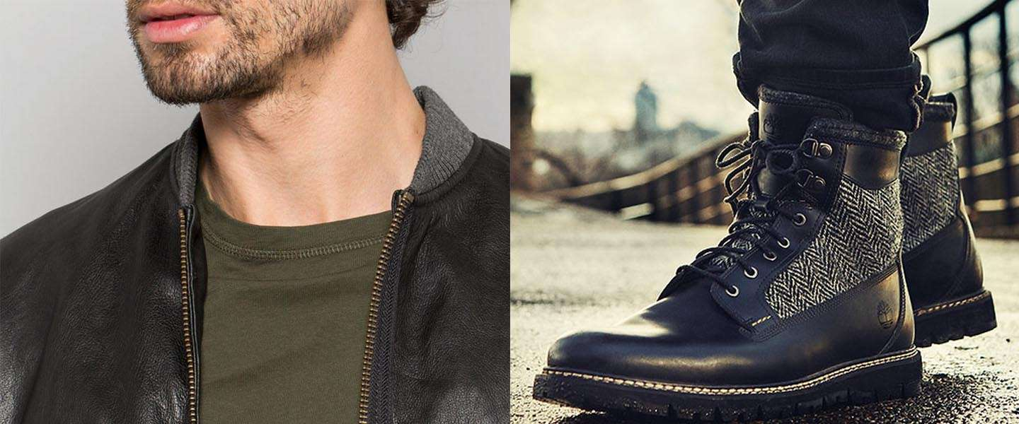 Gaaf: Timberland Black Forest Collectie