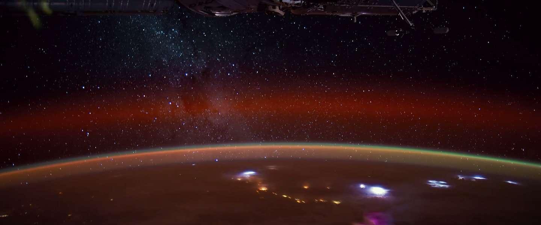 Geweldige video: timelapse vanuit International Space Station