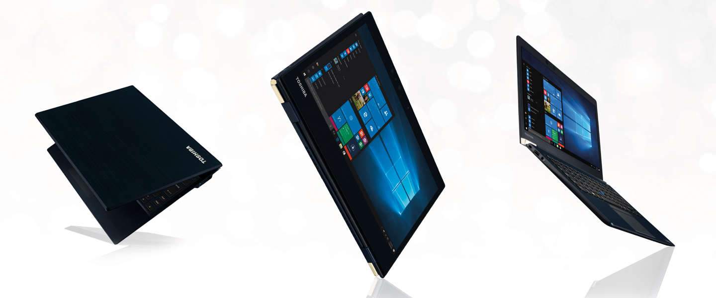 Toshiba Portégé X20W, nog altijd een van de dunste en lichtste 2-in-1