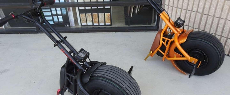 Cool ding: de elektrische Uno Bolt eenwieler