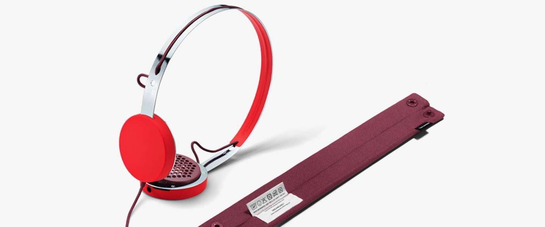 Marc by Marc Jacobs ontwerpt Limited Edition Headphones voor Urbanears