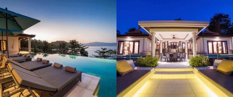 5 dikke villa's waar jij wel zou willen wonen