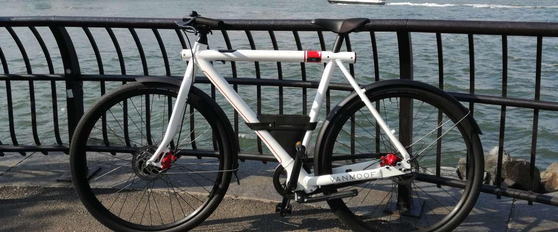 VanMoof fietsen vind je overal ter wereld