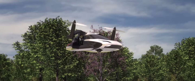 Komt er een vliegende auto?