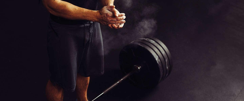 Workout tutorial voor gespierde armen
